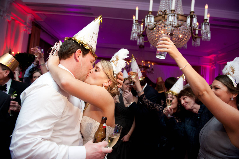Kate & Steve's New Year's Eve Wedding