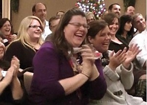 parents in audience abrakidabra