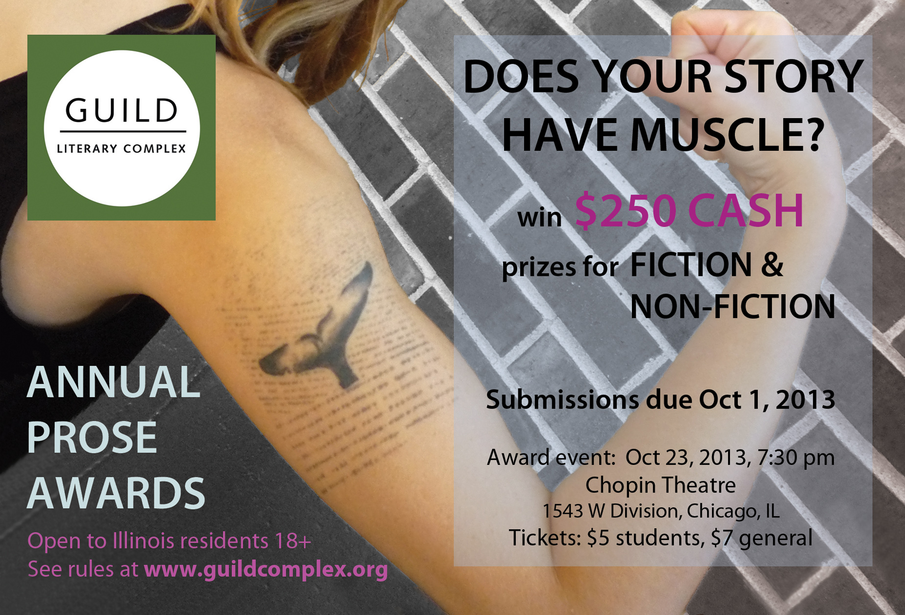 Prose Contest 2013 (digital final)