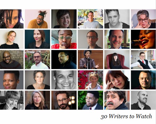 30 writers to watch