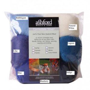 corriedale Colour Packs