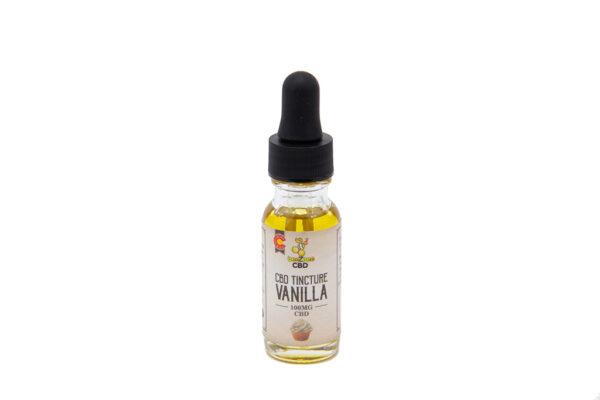 beeZbee CBD 100mg Tincture Vanilla