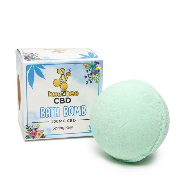 beeZbee CBD Bath Bomb