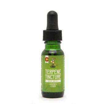 CBD Terpene Tincture 550mg | beeZbee