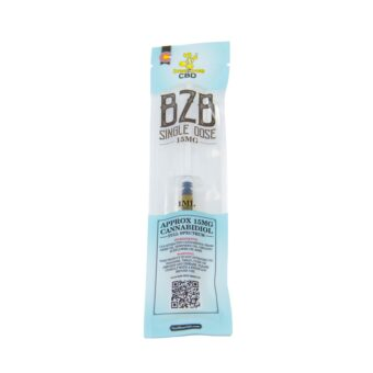 CBD Single Dose 15mg | beeZbee