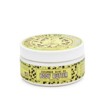 CBD Body Butter 100mg | beeZbee