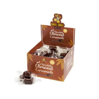 CBD THC Free Caramel Box 3000mg | beeZbee