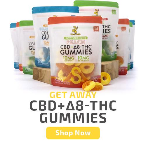 cbd+delta-8 gummies