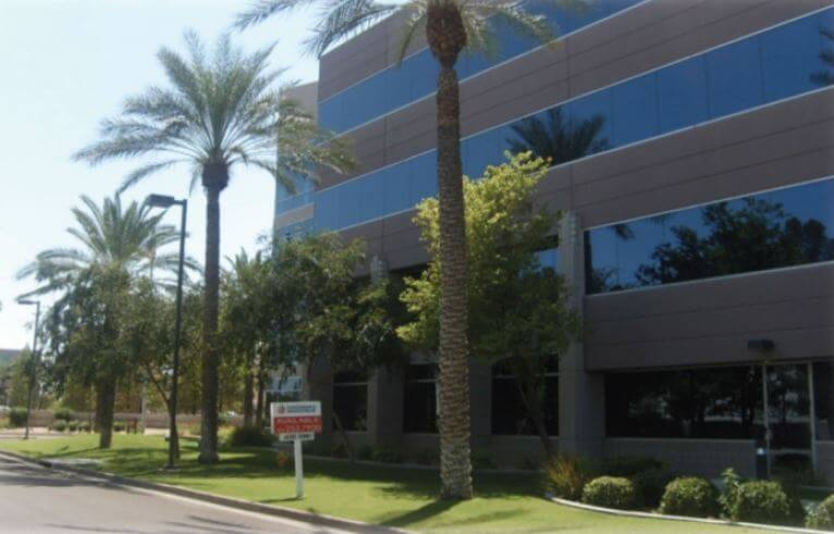 Phoenix, AZ Tenant Improvement at 444 Office Complex