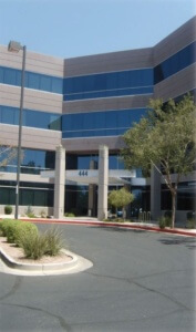 Phoenix, AZ Tenant Improvements at 444 Office Complex