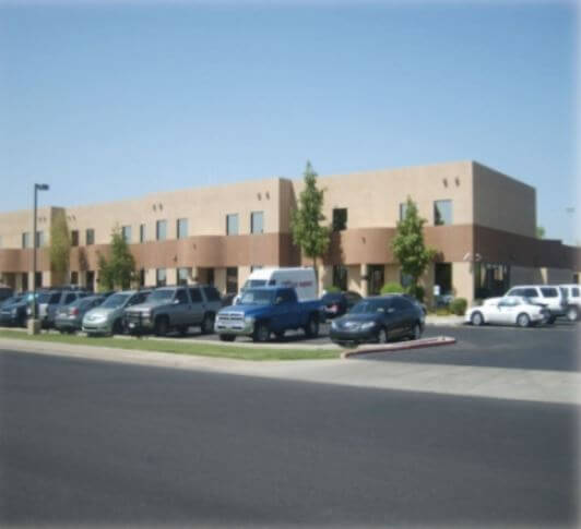 Tenant Improvements at the IRS Service Center in Phoenix, AZ