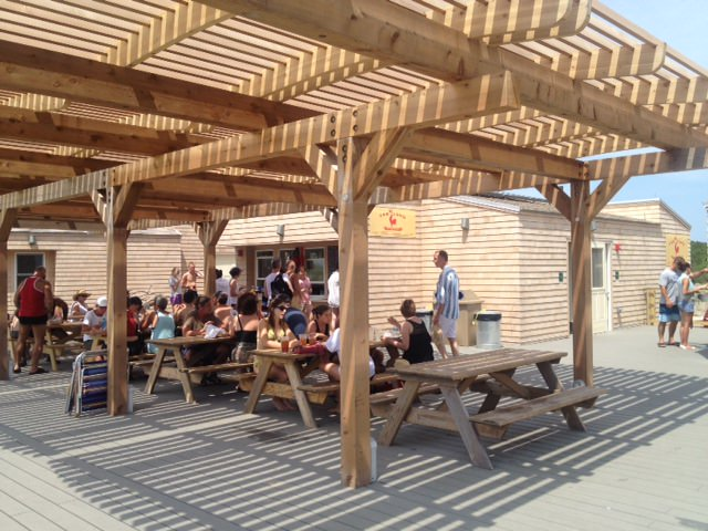 Far Land on the Beach – our new concession at Herring Cove Beach