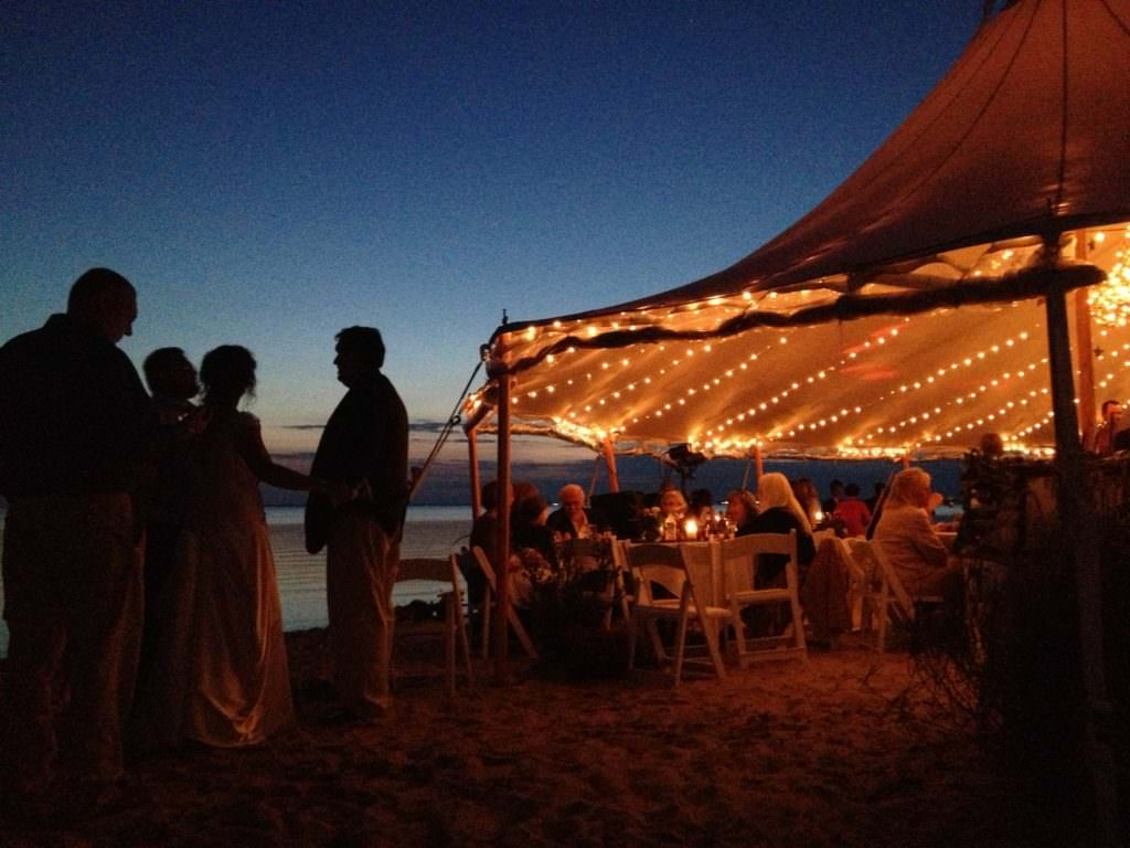 Beach wedding II