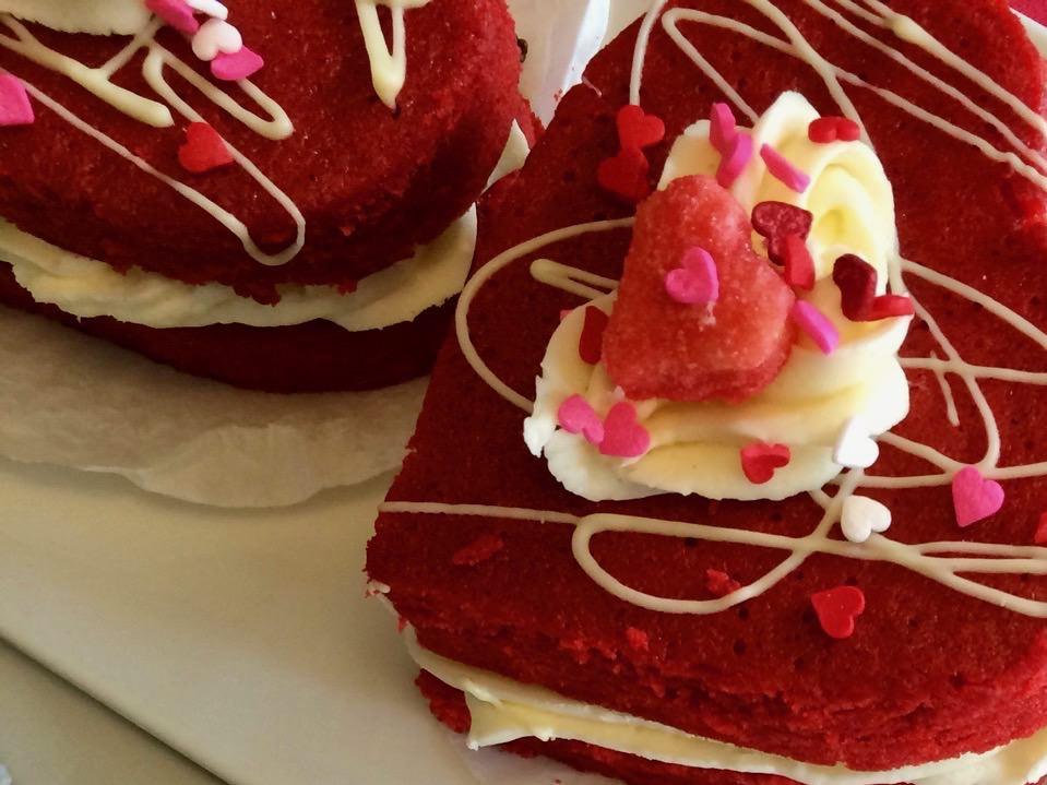 Valentines cakes (1)