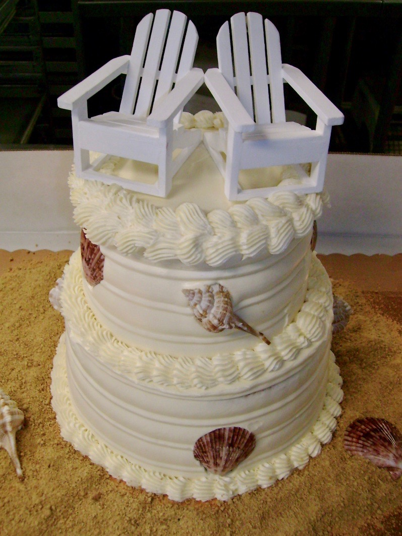 Wedding Cake Sea Shell