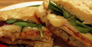Far Land Provisions Special Sandwich