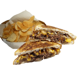 Far Land Provisions Patty Melt