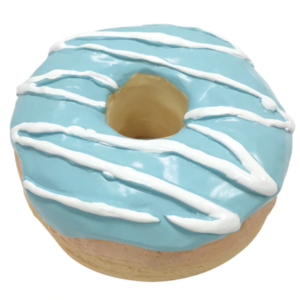 Blue Donut-Toy