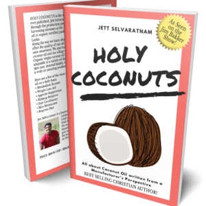 Holy Coconuts Book