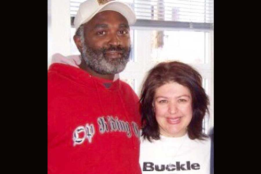 Eddie and Jessica
