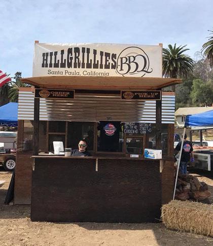 Hillgrilliess BBQ