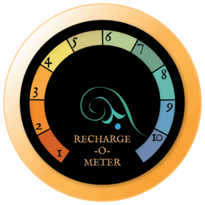 Loveselfcare Recharge-O-Meter