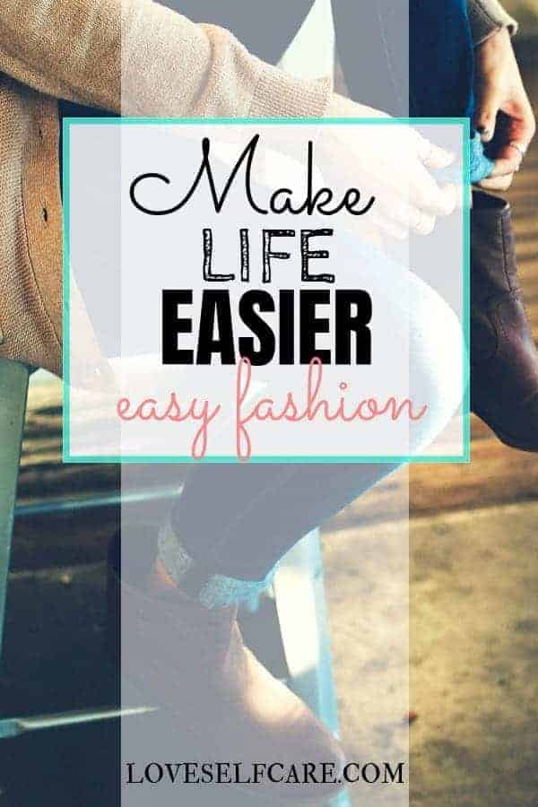 Make Life Easier – Do you need some easy fashion outfits and ideas when you are wondering what to wear? Review of the GYPO Style Challenge Product and how a capsule wardrobe can make getting ready a breeze.