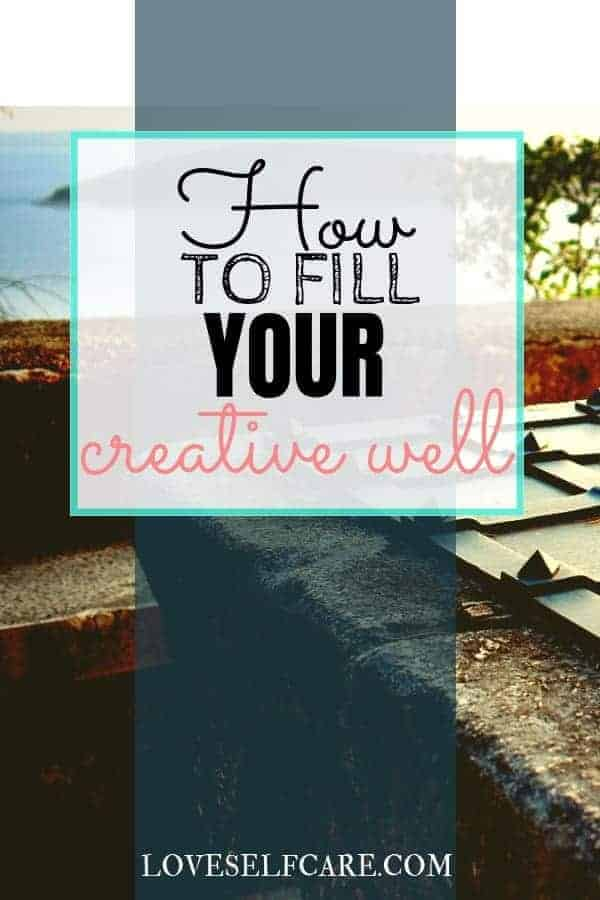 How to Fill Creative Well