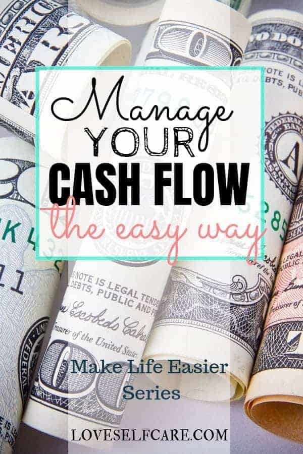 Manage your cash flow the easy way