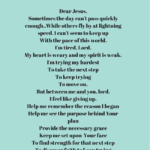 Prayers & Verses For A Rough Day