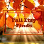 Fall Esty Finds
