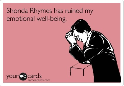 Shonda Rhymes