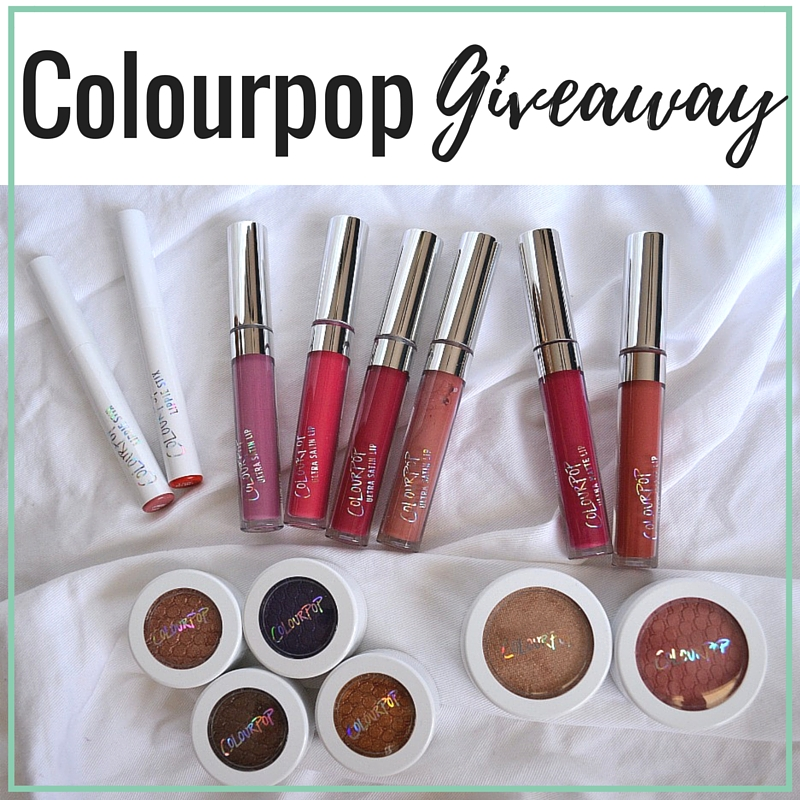 Colourpop-giveaway