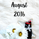 Currently August 2016