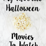 My Favorite Halloween Movies To Watch