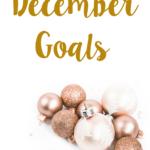 December 2016 Goals