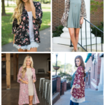 Currently Coveting: Kimonos