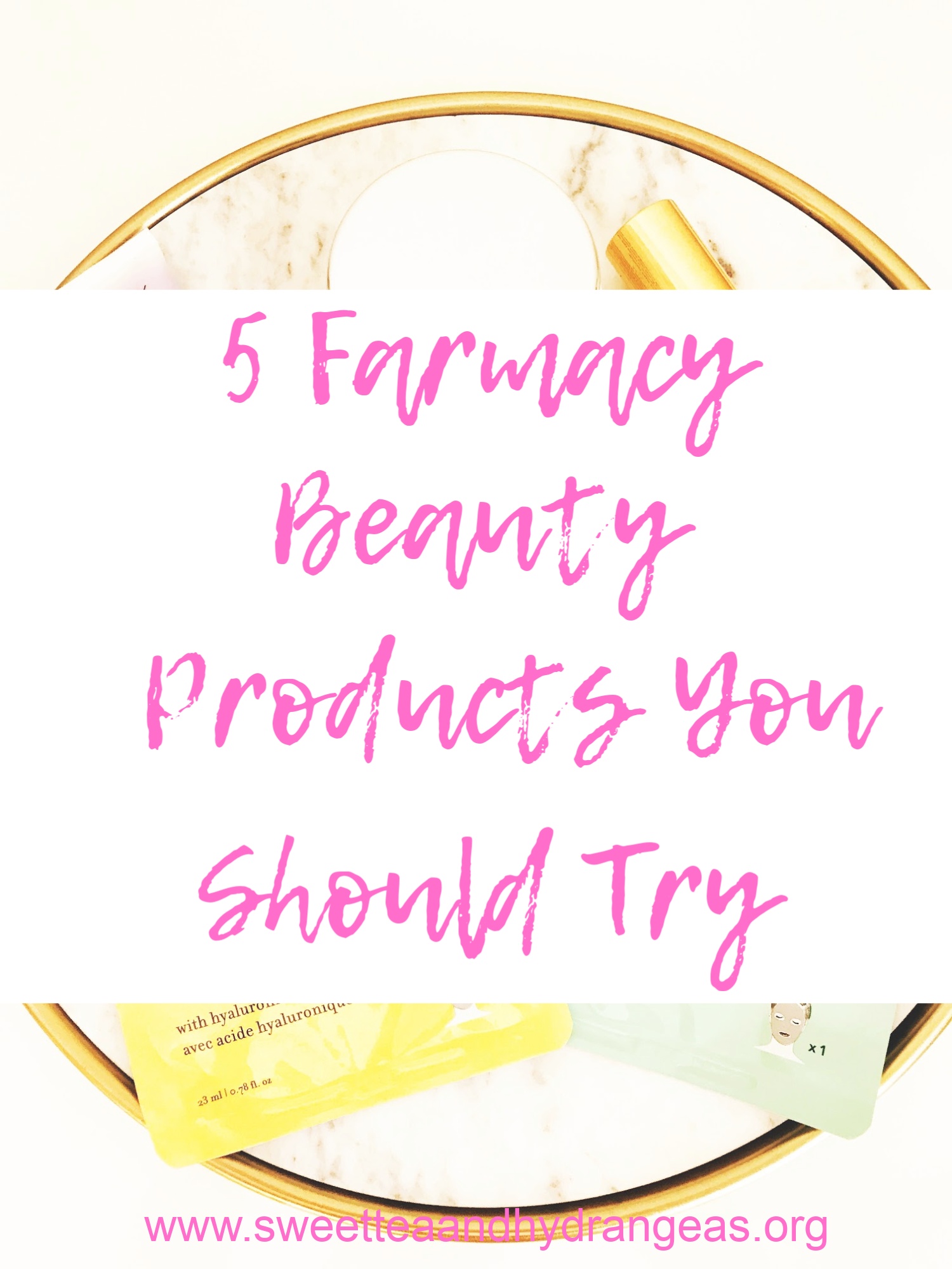 STH 5 Farmacy Beauty Products You Should Try