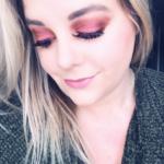 Cranberry Makeup Look |Desert Dusk Palette
