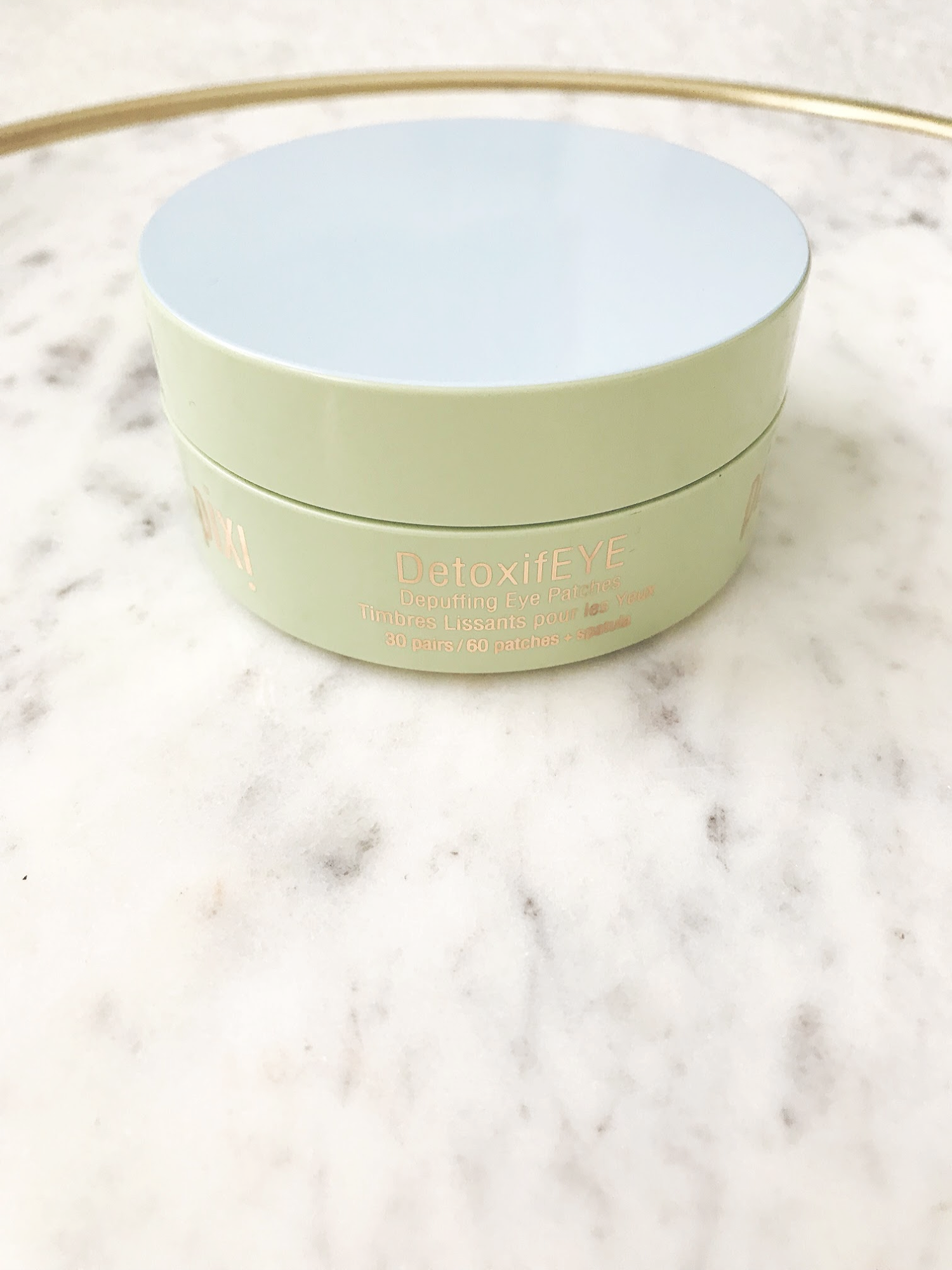 STH 6 Beauty Products I'm Currently Loving-Pixi Beauty DetoxiEye Gel Patches
