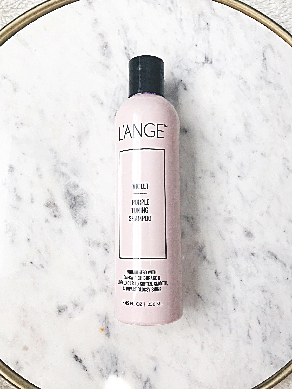 L'ANGE Violet Purple Toning Shampoo