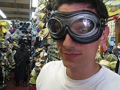 Berkeley goggles