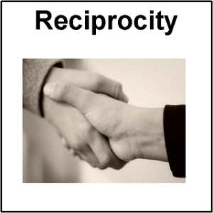 UC Letter of Reciprocity