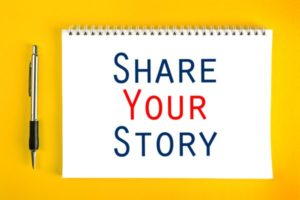 Personal Insights - share your story