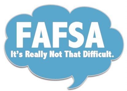 Fall 2017 FAFSA Opens Oct 1