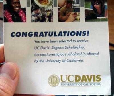 UC Davis Regents