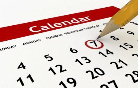 UC January Deadlines, TAU, FAFSA, Audits, Supplementals