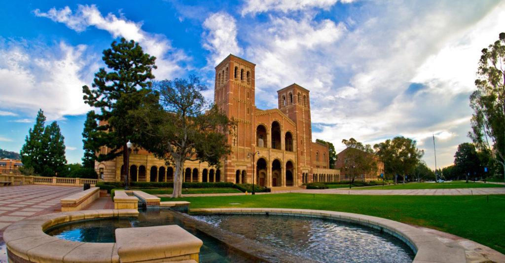 UCLA transfer academic update TAU