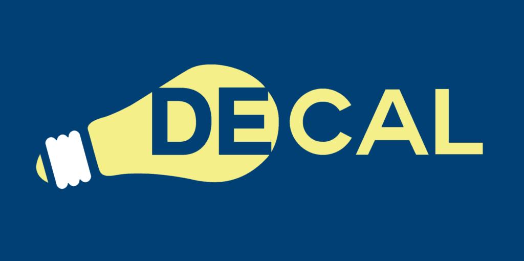 UC Berkeley DeCal classes