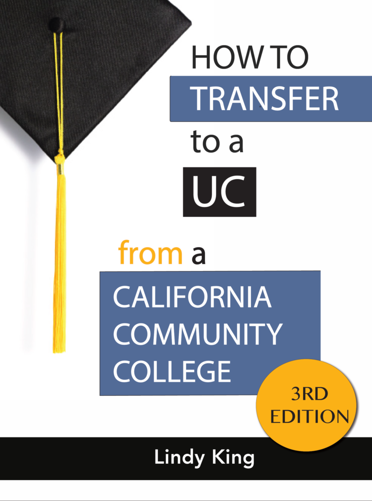 How to Transfer to a UC from a California Community College 2017